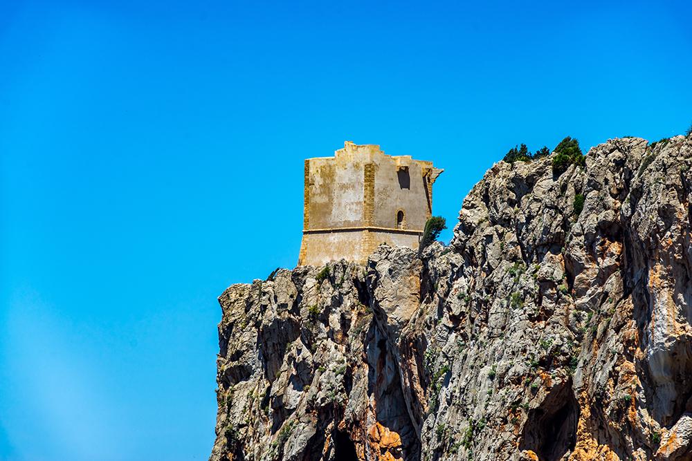 Una torre - Hotel Tannure San Vito Lo Capo