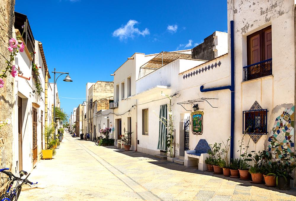una-via - Hotel Tannure San Vito Lo Capo