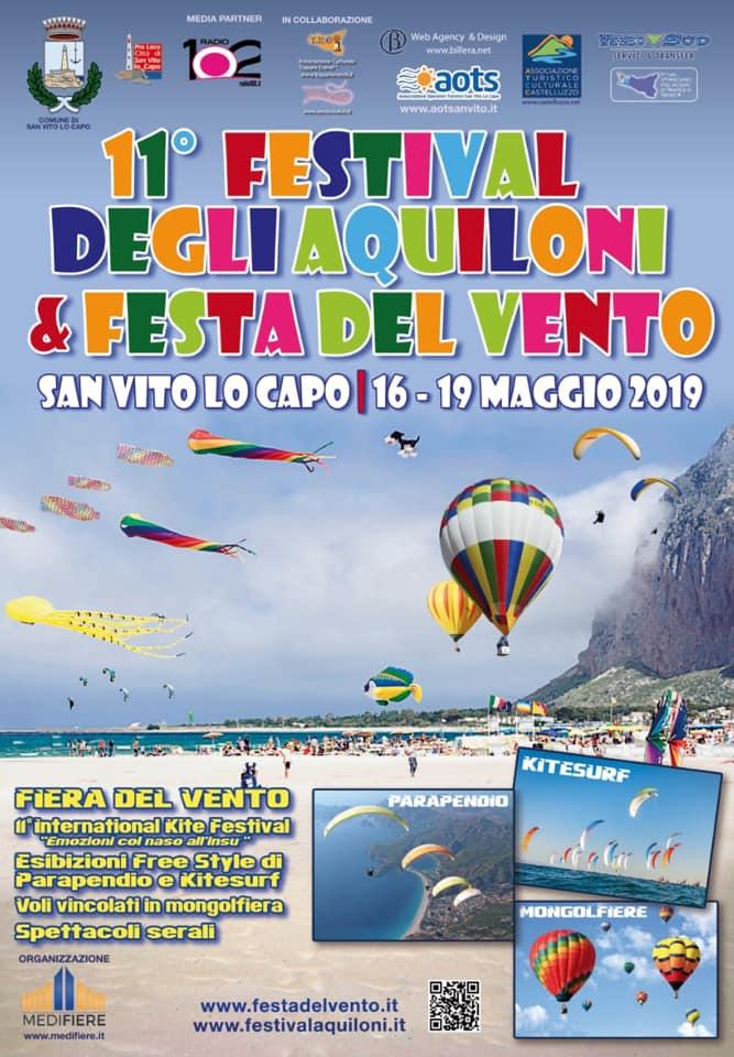 Festival degli Aquiloni e Festival del Vento - Hotel Tannure San Vito Lo Capo